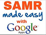Educational Technology Guy: SAMR and Google Apps - great ideas and tips