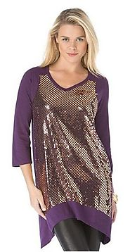Sparkly Tops: Time to Sparkle and Shine