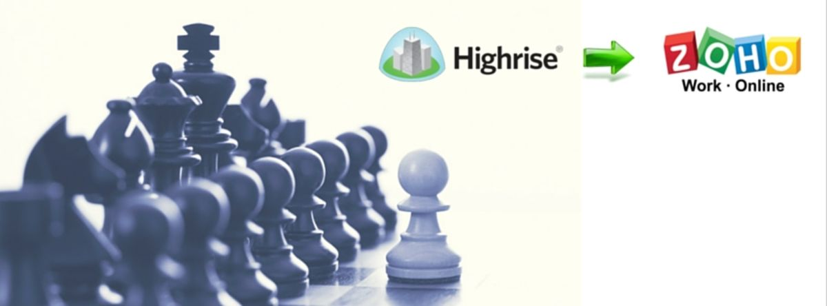 Headline for Highrise to Zoho Migration: Workable Tips for Successful Switch