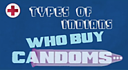 A Hilarious Spoof : Types of Indians who buy condoms