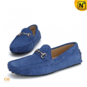 Blue Tods Driving Shoes CW713115 - cwmalls.com