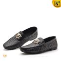 Mens Black Tods Shoes CW712536 - cwmalls.com