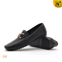 Tods Black Driving Shoes CW712530 - cwmalls.com