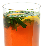 Citrus Tea with Mint