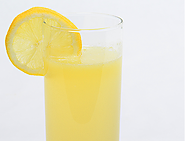 Homemade Organic Lemonade