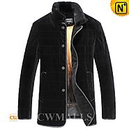 Mink Fur Coat for Men CW857326 - cwmalls.com