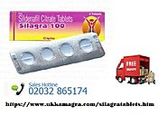 Silagra Tablets for More Satisfaction in the Bed