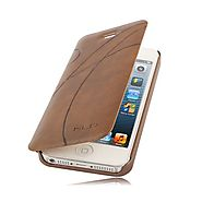 Premium Oscar Leather Case - Brown @ 499.0000 Online in India