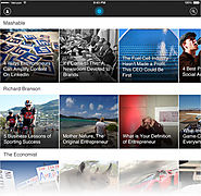 Pulse.me - LinkedIn Pulse is the news app tailored to you.