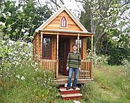 "The Tiny House Movement "" Synergy Magazine / The Magazine for Mindful Living / Vancouver Island, BC, Canada"