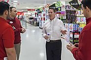 Target Puts Some Food Suppliers on the Back Burner