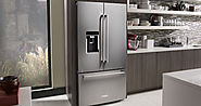 KitchenAid Introduces New 3-door, Freestanding Refrigerator