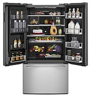 Jenn-Air Brand's First Wi-Fi Connected Refrigerator Now Available