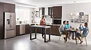 Whirlpool Corp. Debuts New Kitchen Suites That Double as Living Spaces