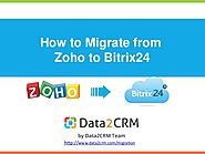Migrate from Zoho to Bitrix24 in a Smooth and Automated Manner