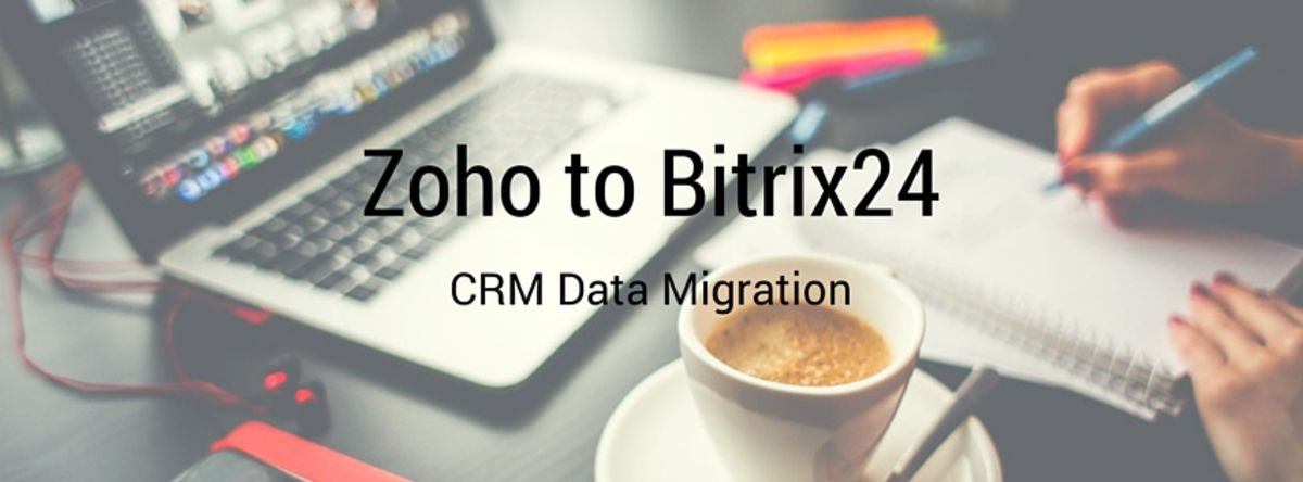 Headline for Zoho to Bitrix24: Informative Guide for Automated Data Switch