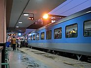 New Delhi-Lucknow Shatabdi Express