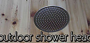 Looking for efficient and cheap outdoor shower