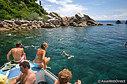Explore Koh Tao and Nang Yuan by Speedboat