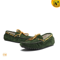 Green Tods Gommino Shoes CW709010 - cwmalls.com