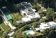 Ryan Seacrest's Coldwater Canyon Compound