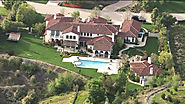 Justin Bieber's Hollywood Hills house
