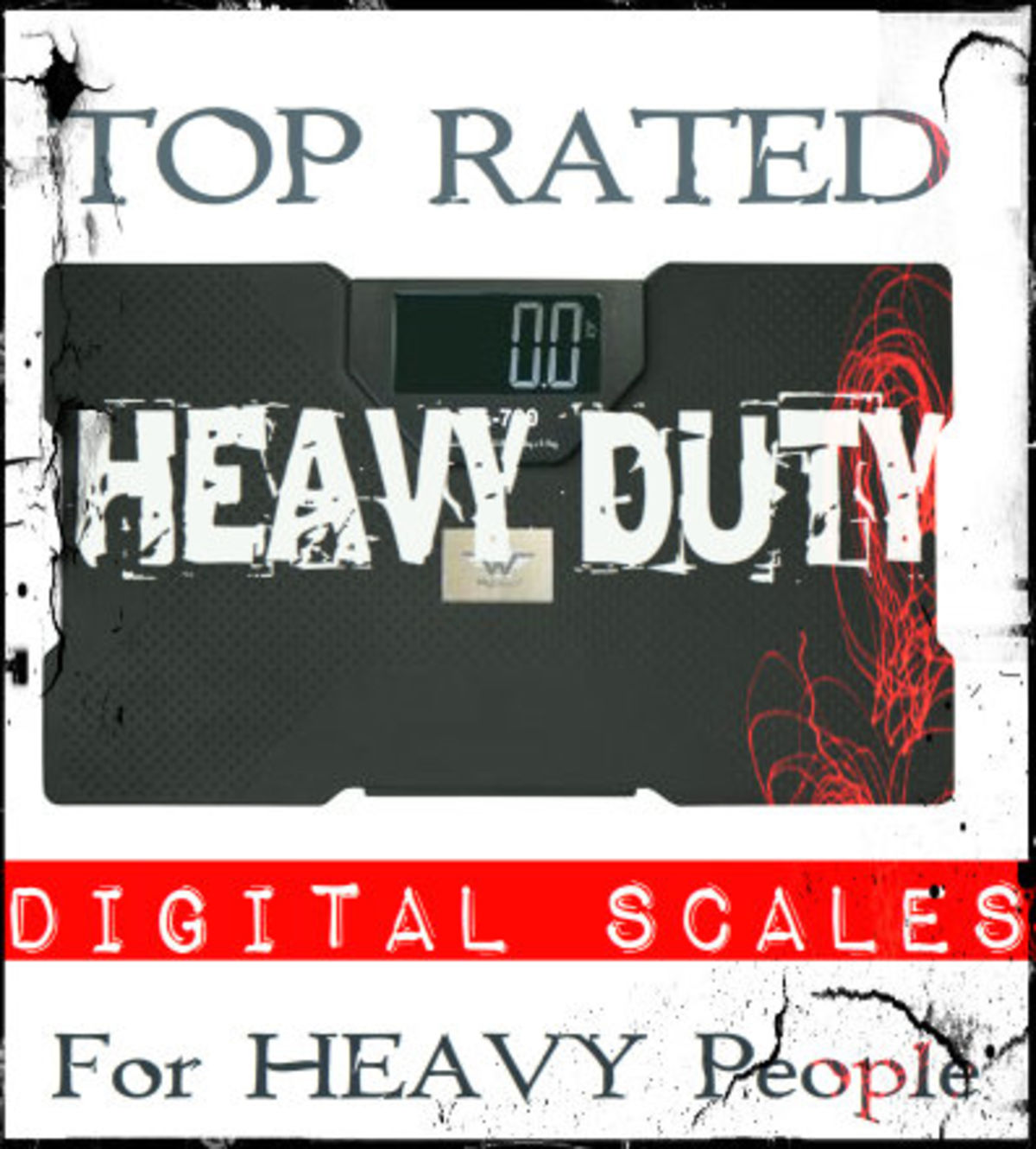 Headline for Heavy Duty Weight Scales For Obese People