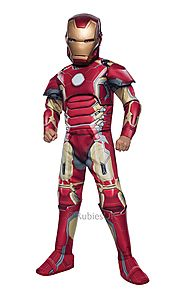 Ironman Age Of Ultron Costume