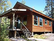 Wolf Point Cabin, Ely MN