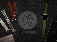 "Monowear - ""A band for every occation"" for Apple Watch"