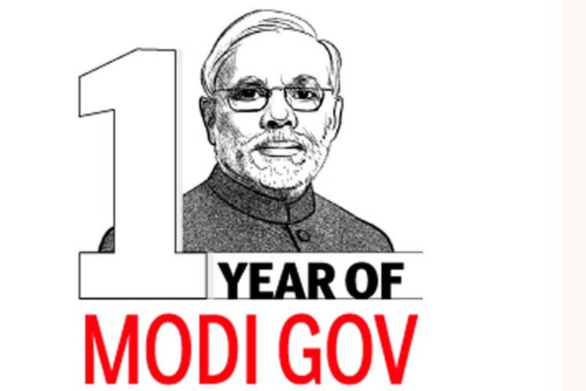 Headline for AB KE BAAR MODI SARKAR! - Top 10 Policies of Narendra Modi Government In One Year