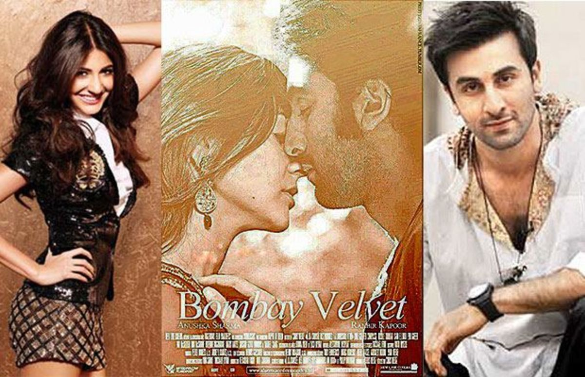 Headline for Top 10 Online Reviews on the Movie BOMBAY VELVET
