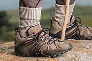 Footwear For Hiking And Backpacking | Expeditions Alaska