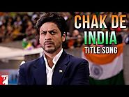 If the Chak De India song cannot inspire you, nothing can!