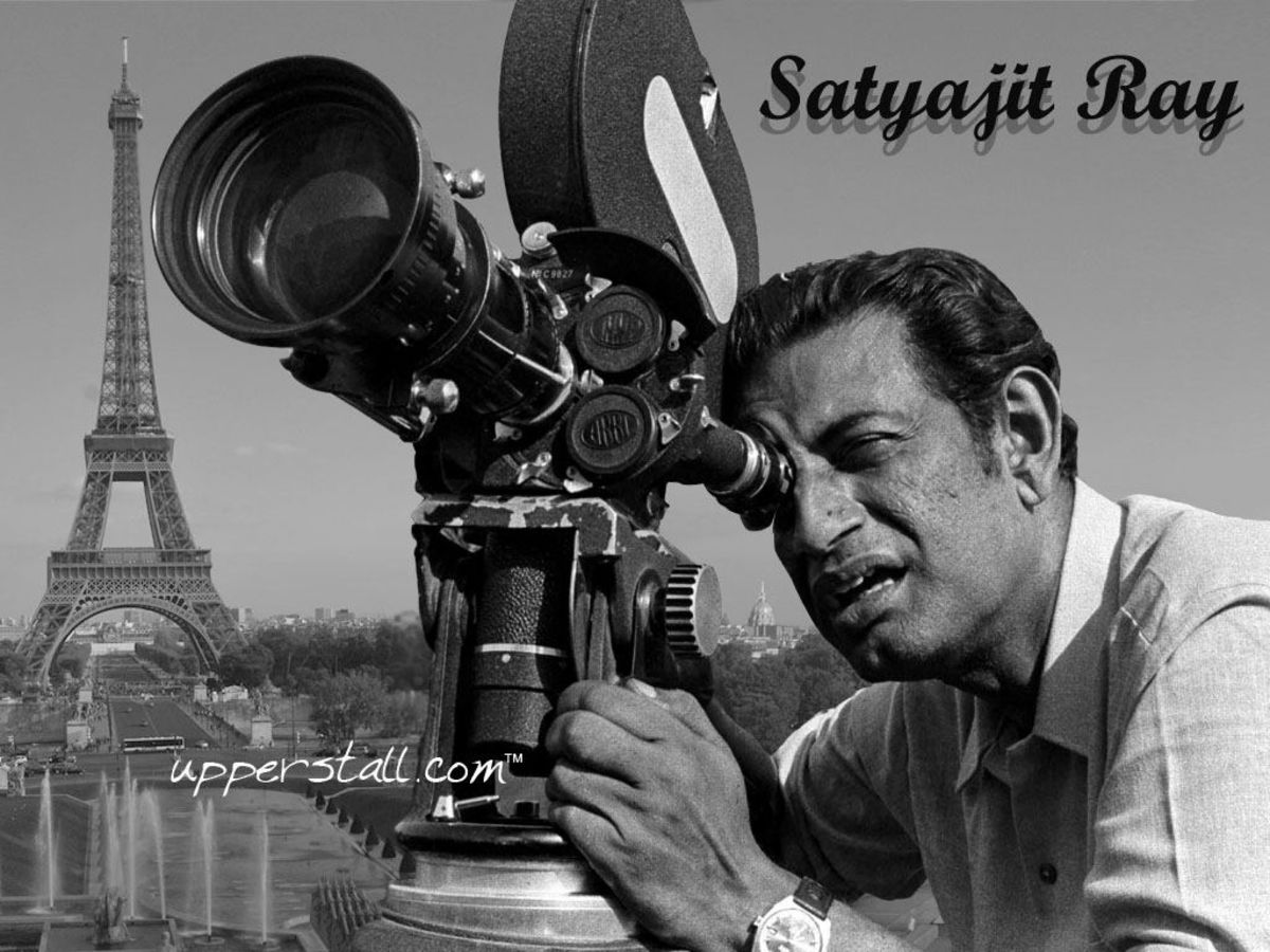 Headline for PIONEER OF NEW INDIAN CINEMA!!! 10 Legendary Classics Directed By Satyajit Ray