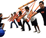 Suspension Training Workshops & Exercise Group Training Specialist