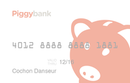 Piggybank (US: Not launched yet as of 11/2015)