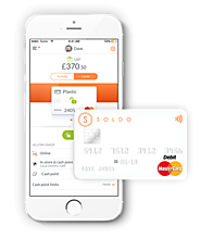 Soldo MasterCard - The Family Spending Account (UK: Ages 8+)