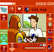 BrainPOP | Civil War