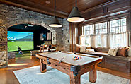 Building the Ultimate Man Cave - 6 Essential Considerations