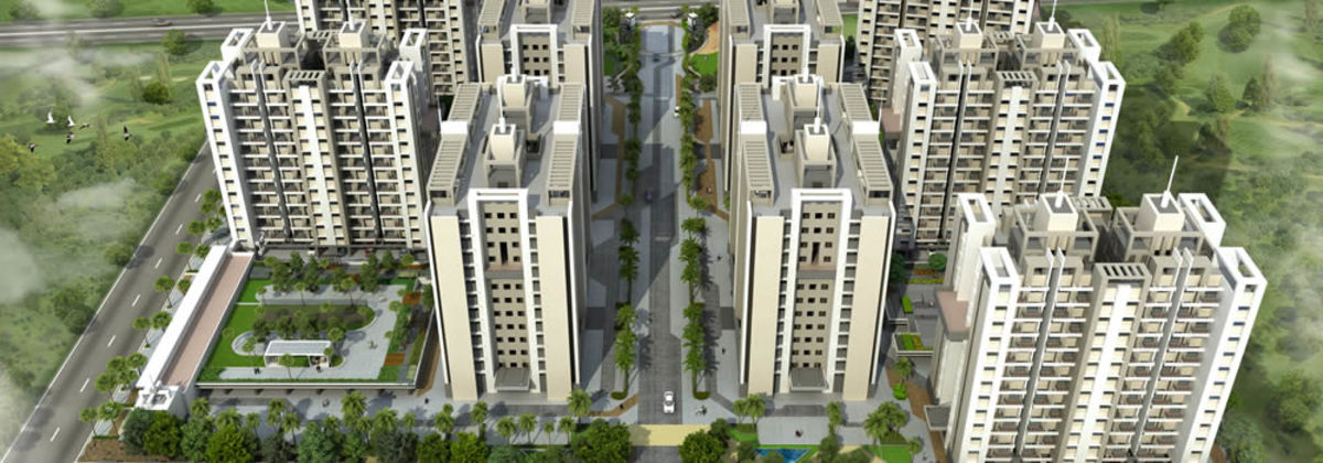 Headline for 1, 2 & 3 BHK Apartments / Flats In Pune - Anshul Group