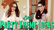 ACTUALLY COOL PARTY THEME IDEAS
