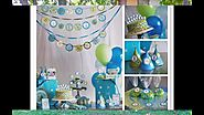 Toddler birthday party themes ideas