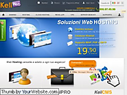 Keliweb.com | Cheap and professional hosting for your business