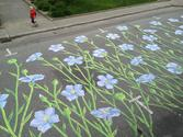 Roadsworth Creates a Visual Playground in the Streets of Montreal