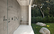 Custom Shower Designs Bringing Spectacular Luxury and Nature into Modern Homes