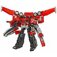 Transformers Cybertron Leader Galaxy Force Optimus Prime