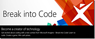 SchoolNet SA - IT's a Great Idea: Microsoft Break into Code Challenge! Learn to code! Win cash prizes! Closing date 7...
