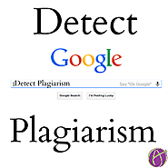 Finding Plagiarism with Google Search