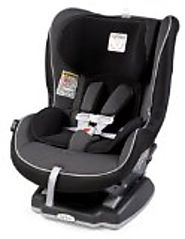 Peg Perego Convertible Premium Infant to Toddler Car Seat in Black